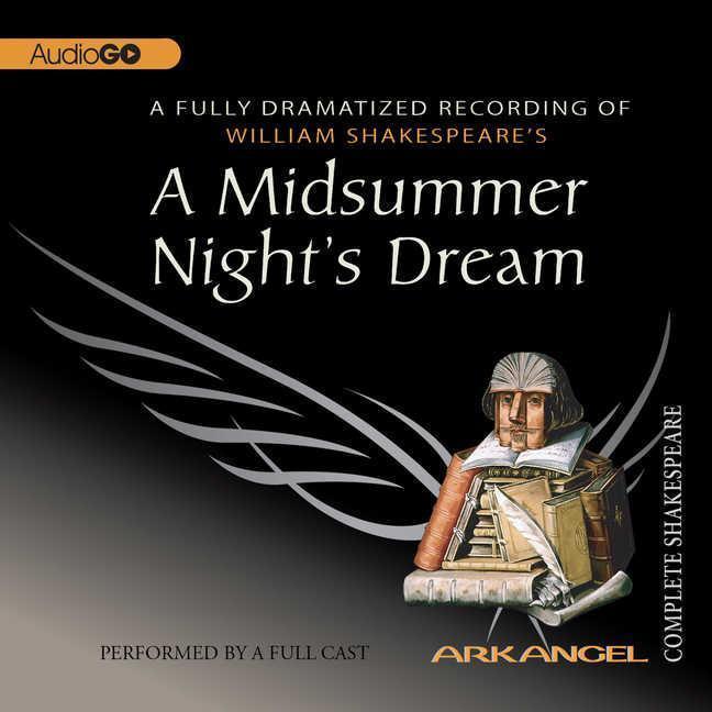 A Midsummer Night's Dream als Hörbuch CD