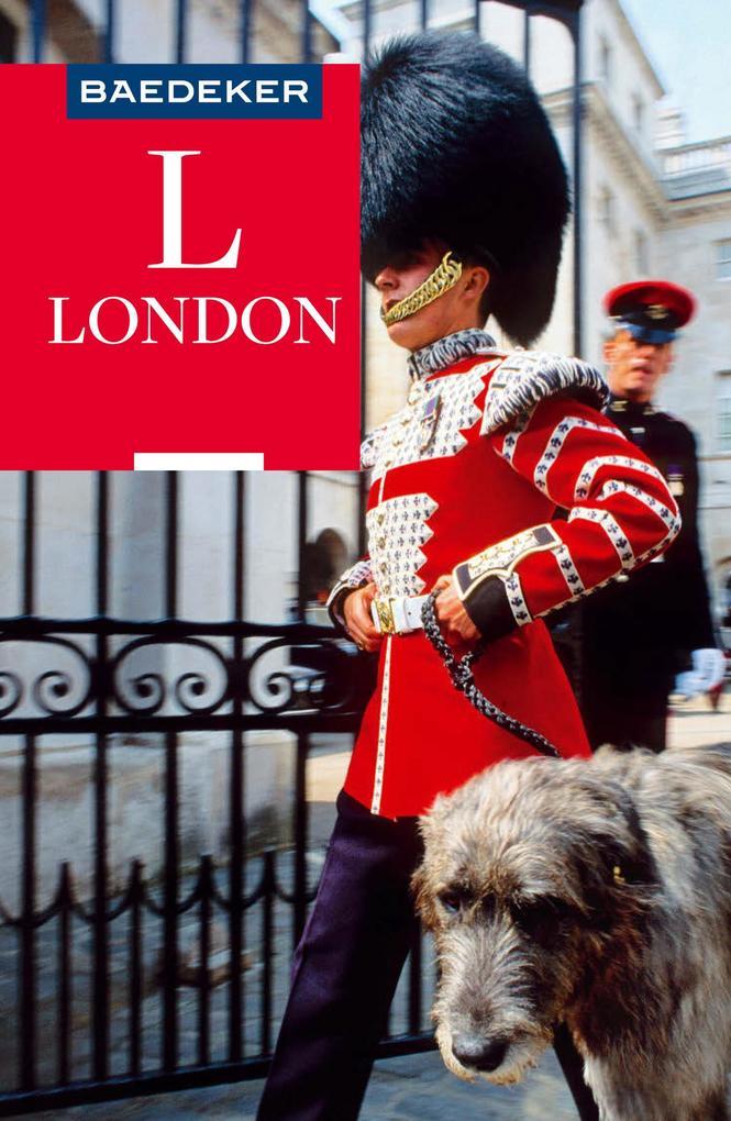 Baedeker Reiseführer London als eBook epub