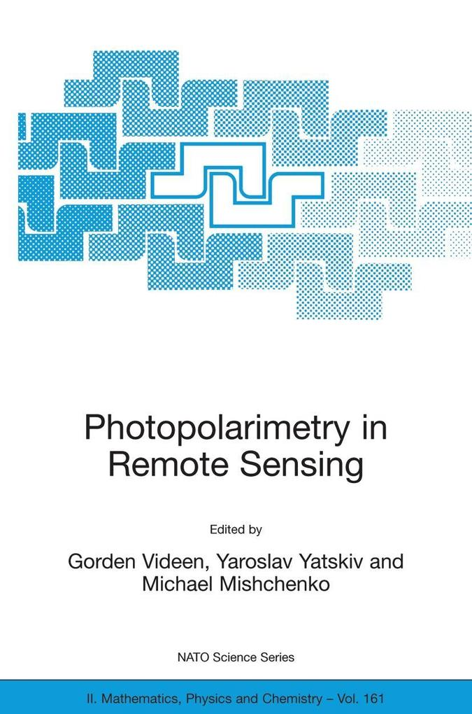 Photopolarimetry in Remote Sensing als Buch (kartoniert)