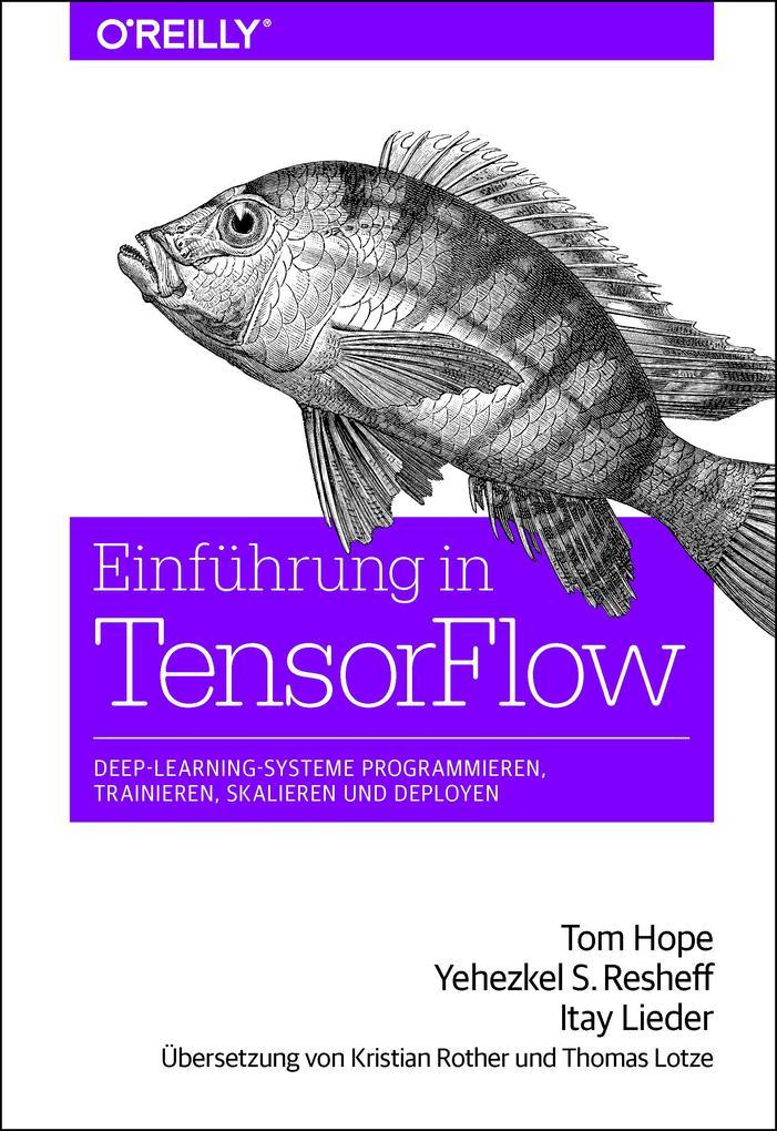 Einführung in TensorFlow als Buch (kartoniert)