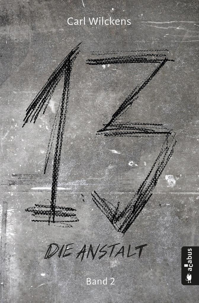 Dreizehn. Die Anstalt. Band 2 als Buch (kartoniert)