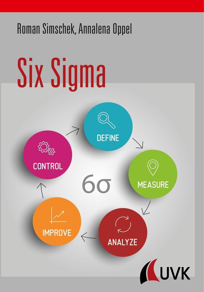 Six Sigma als Buch (kartoniert)