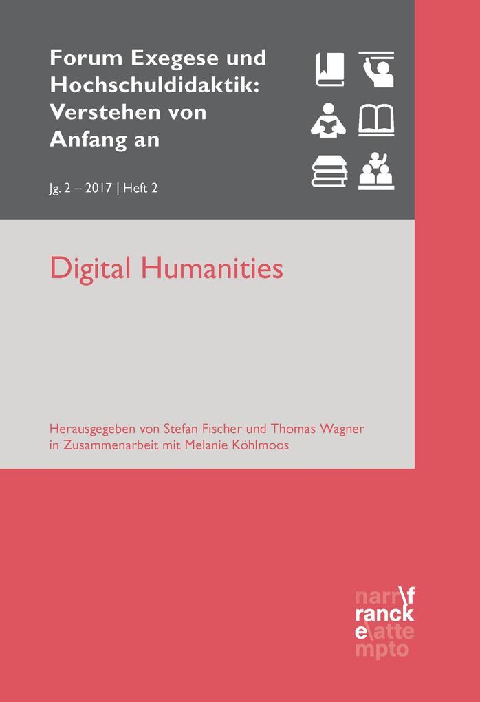 Digital Humanities als eBook