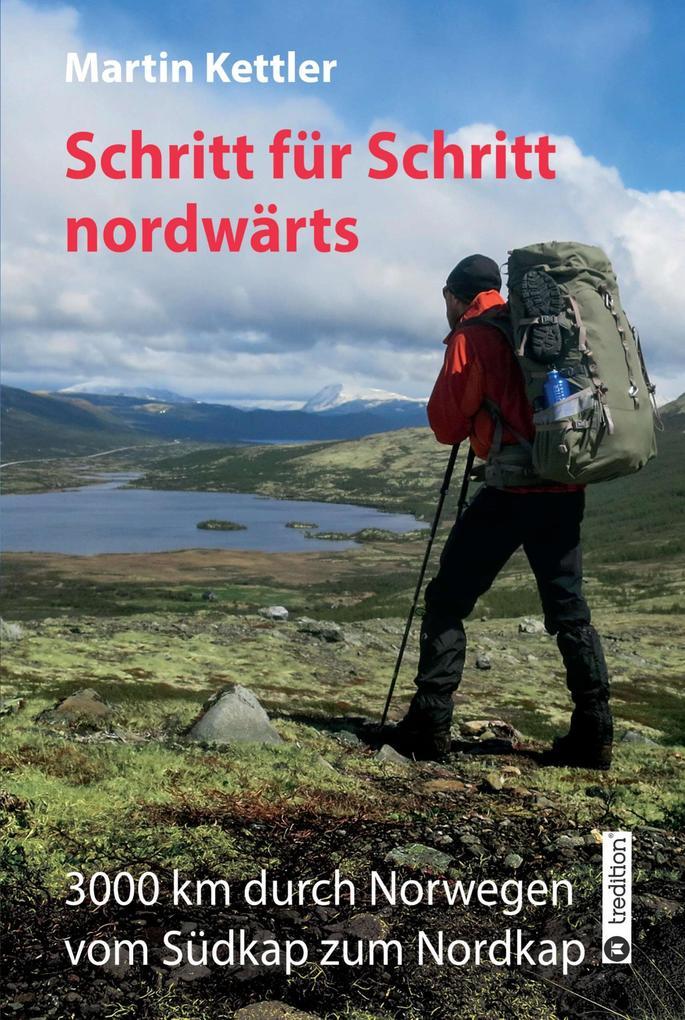 Schritt für Schritt nordwärts als eBook epub