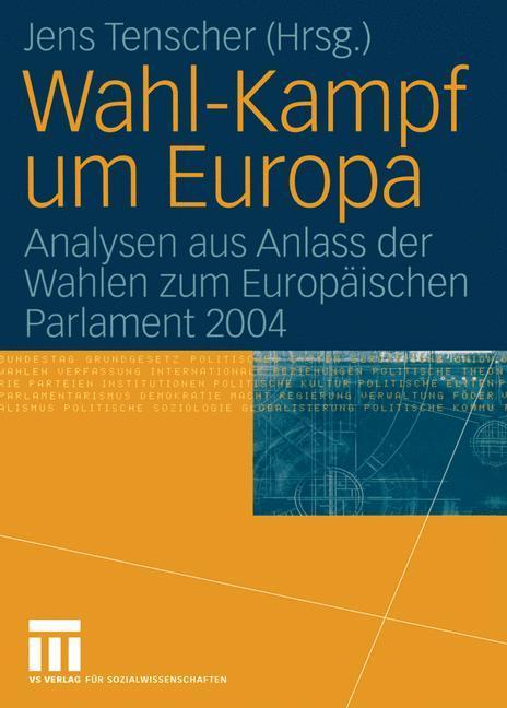 Wahl-Kampf um Europa als Buch (kartoniert)