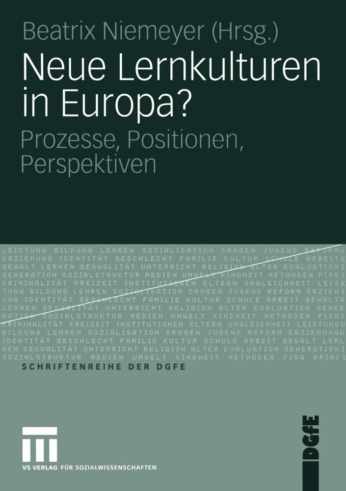 Neue Lernkulturen in Europa? als Buch (kartoniert)