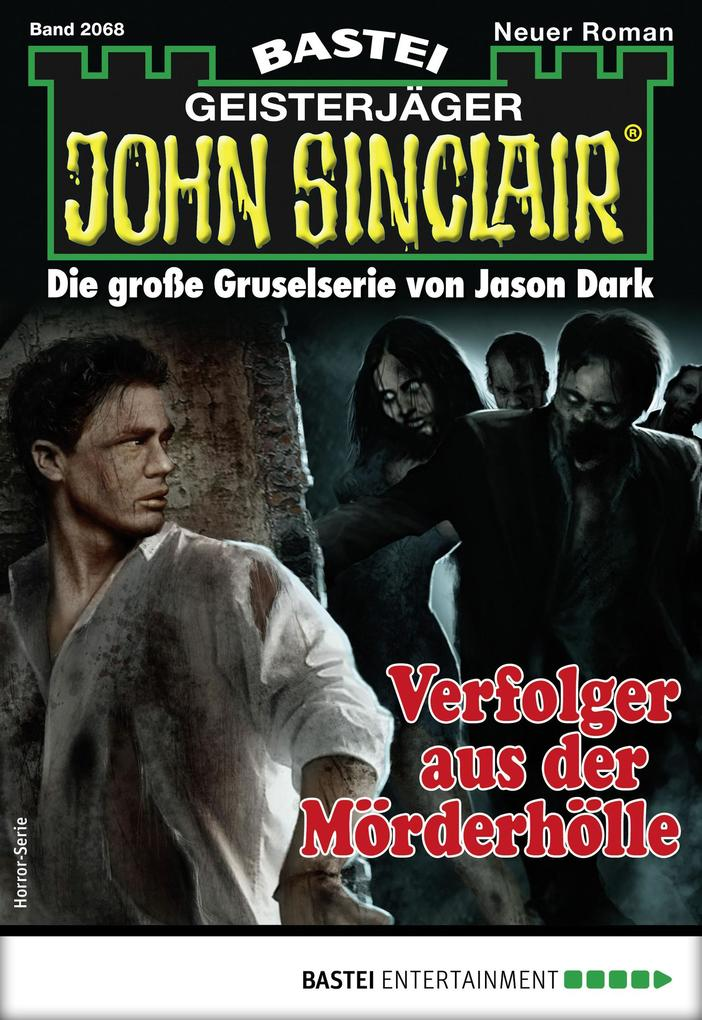 John Sinclair 2068 - Horror-Serie als eBook epub