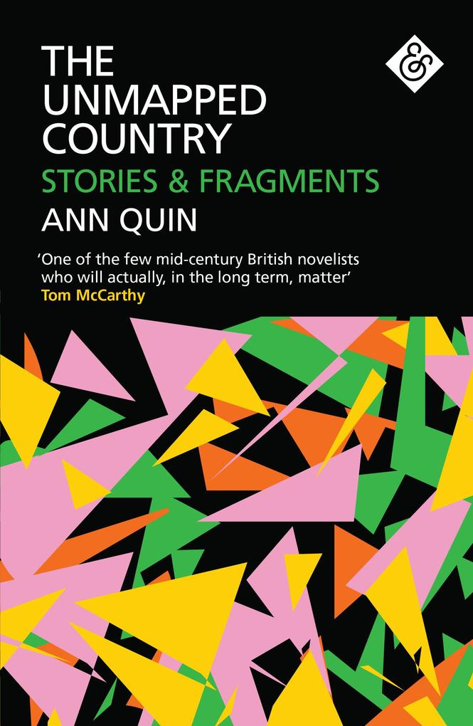 The Unmapped Country: Stories and Fragments als eBook epub