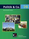 Politik & Co. Neu 7/8 Lehrbuch Nordrhein-Westfalen