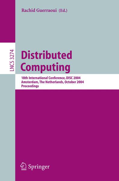 Distributed Computing als Buch (kartoniert)