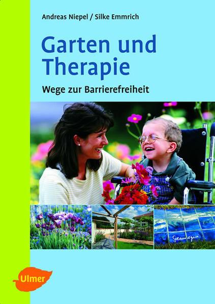 Garten und Therapie als Buch (gebunden)
