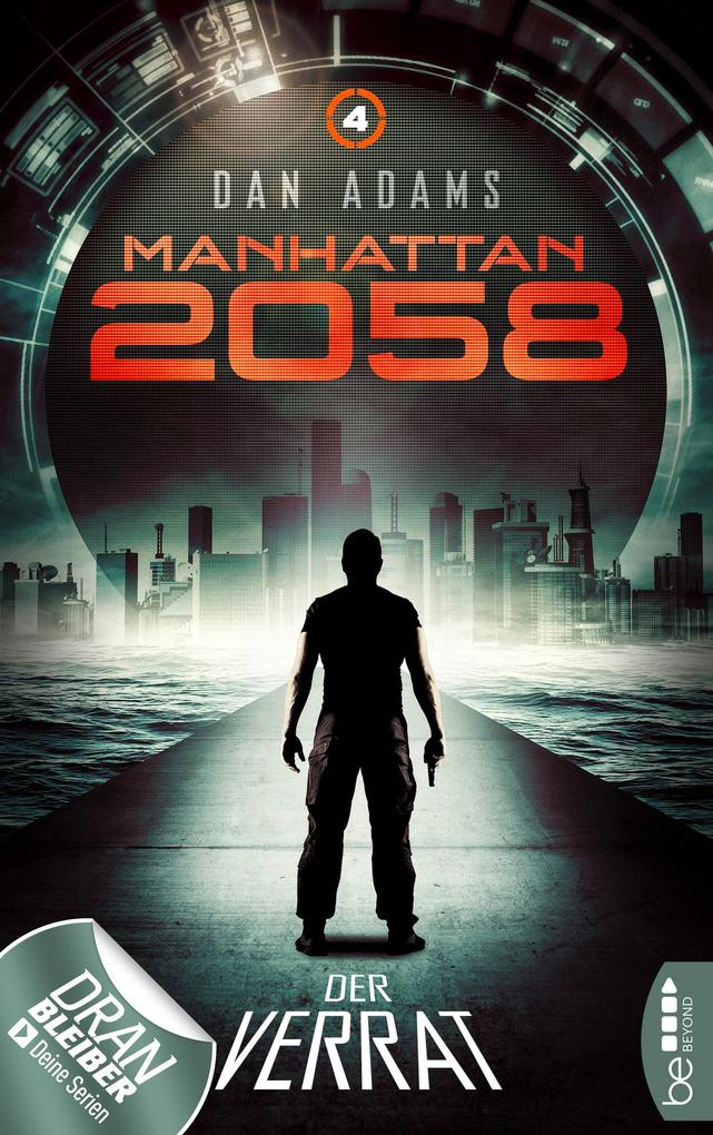 Manhattan 2058 - Folge 4 als eBook