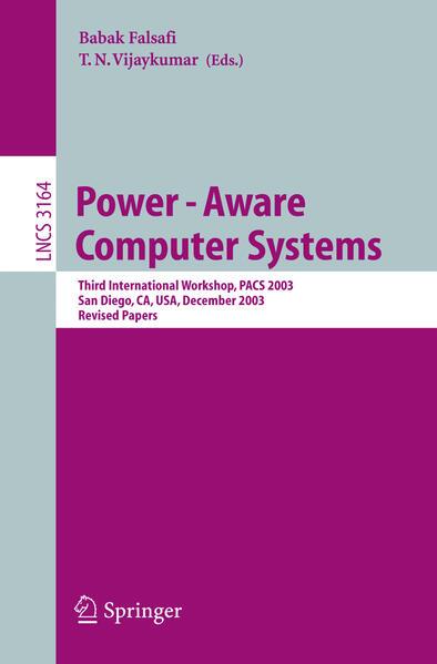 Power-Aware Computer Systems als Buch (kartoniert)