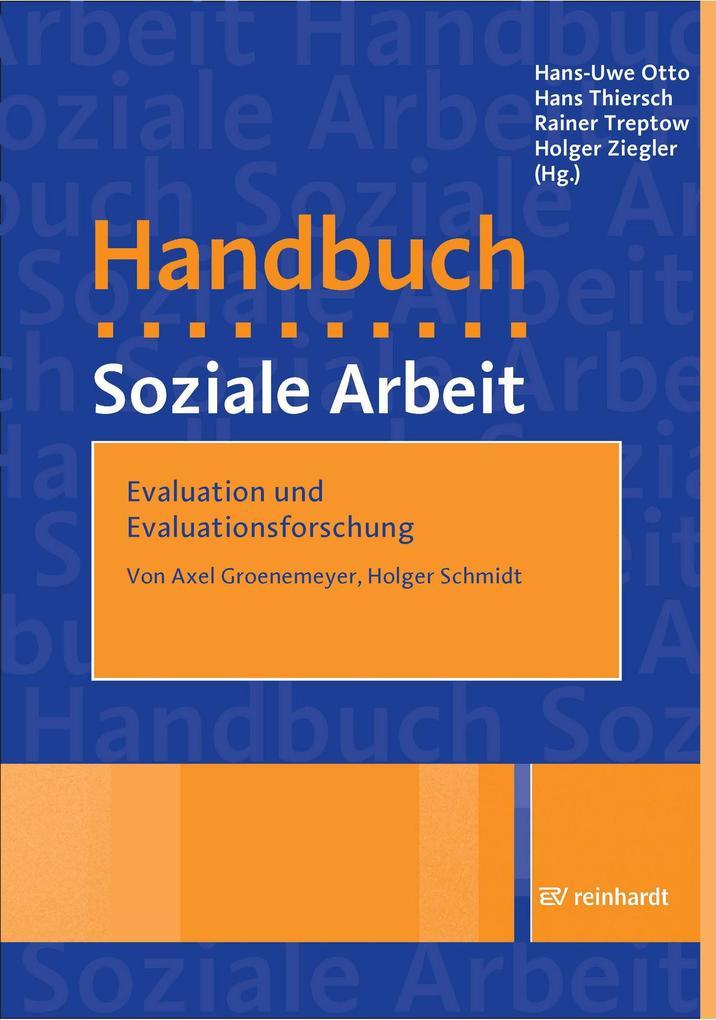 Evaluation und Evaluationsforschung als eBook
