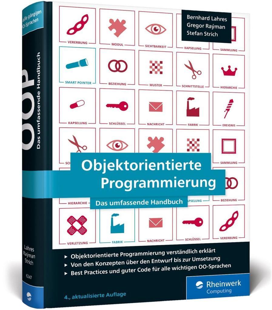Objektorientierte Programmierung als Buch (gebunden)