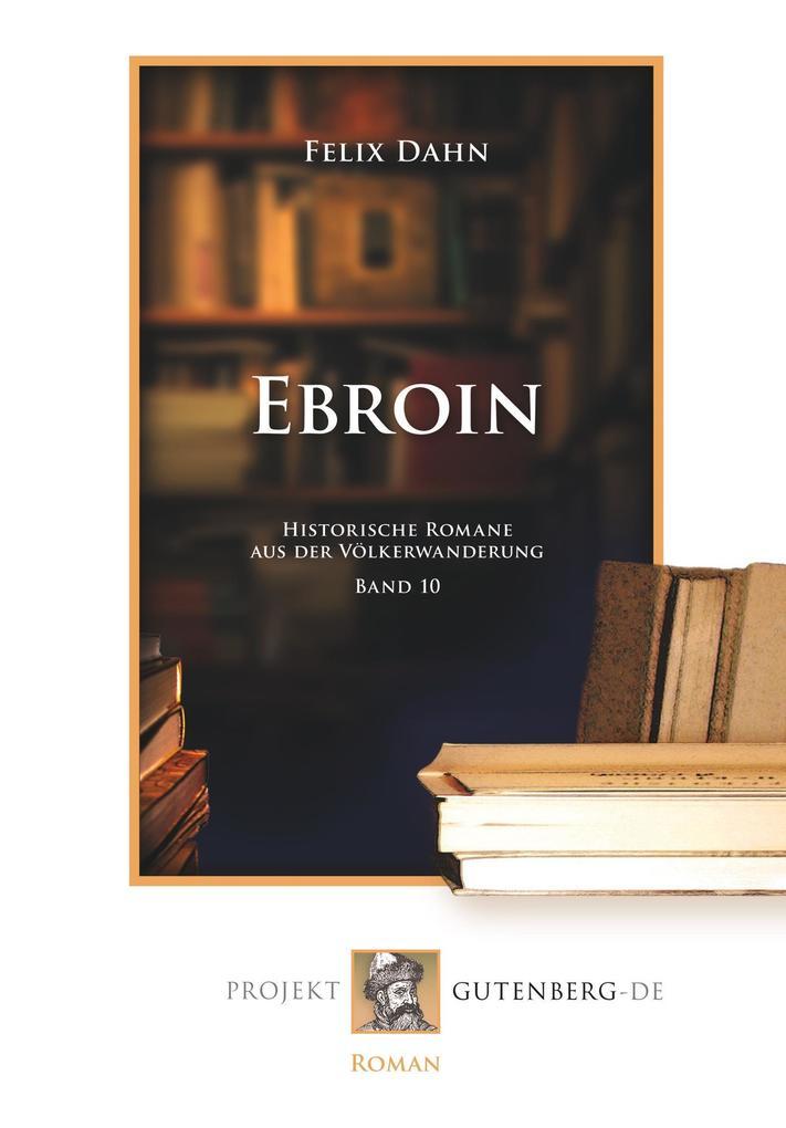 Ebroin als Buch (kartoniert)