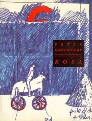 Peter Greenaway: Rosa als Taschenbuch