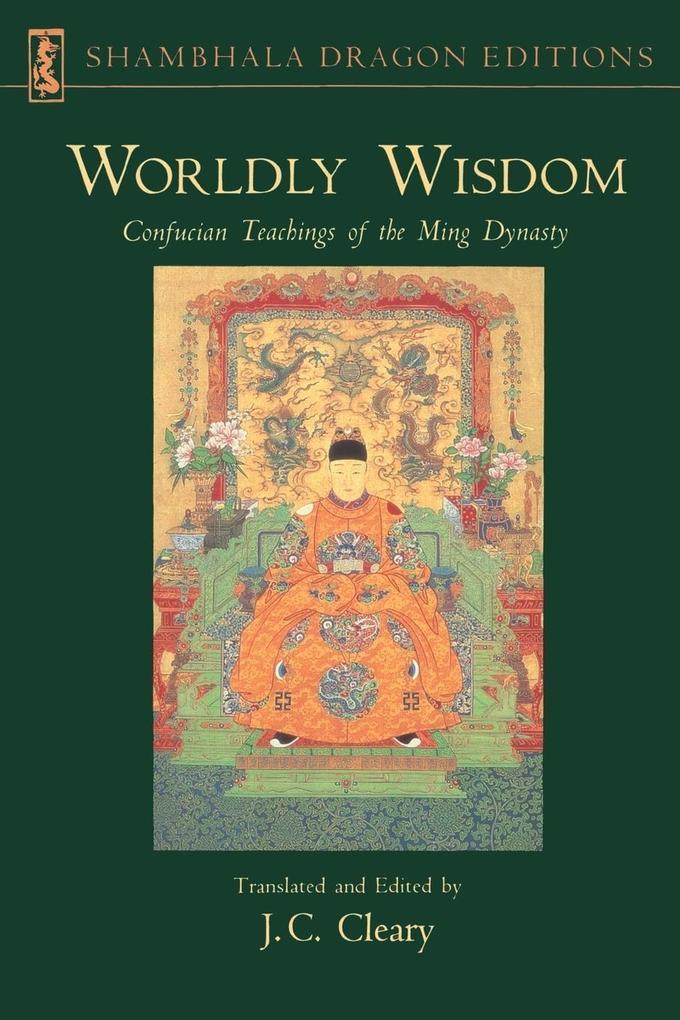 Worldly Wisdom als Taschenbuch