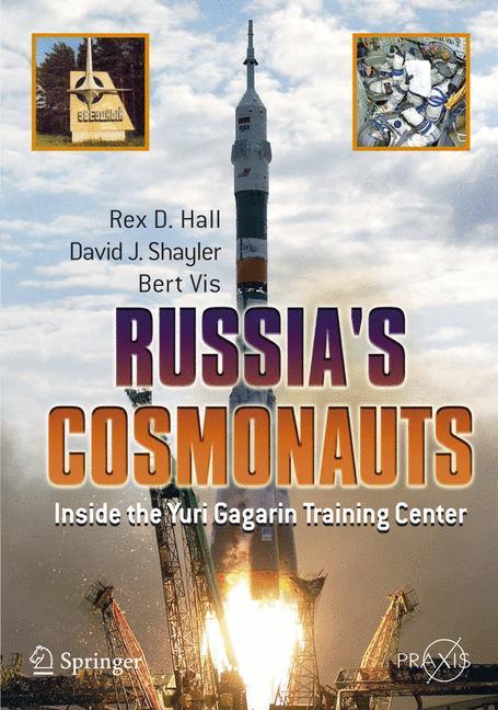 Russia's Cosmonauts als Buch (kartoniert)