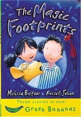 Magic Footprints als Buch (gebunden)