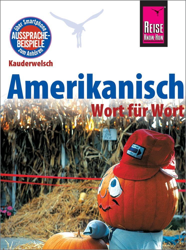 Amerikanisch - Wort für Wort als Buch
