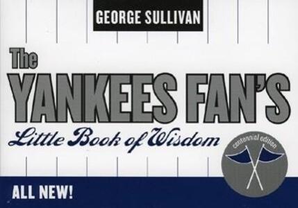 Yankees Fan's Little Book of Wisdom--12-Copy Counter Display als Buch (kartoniert)