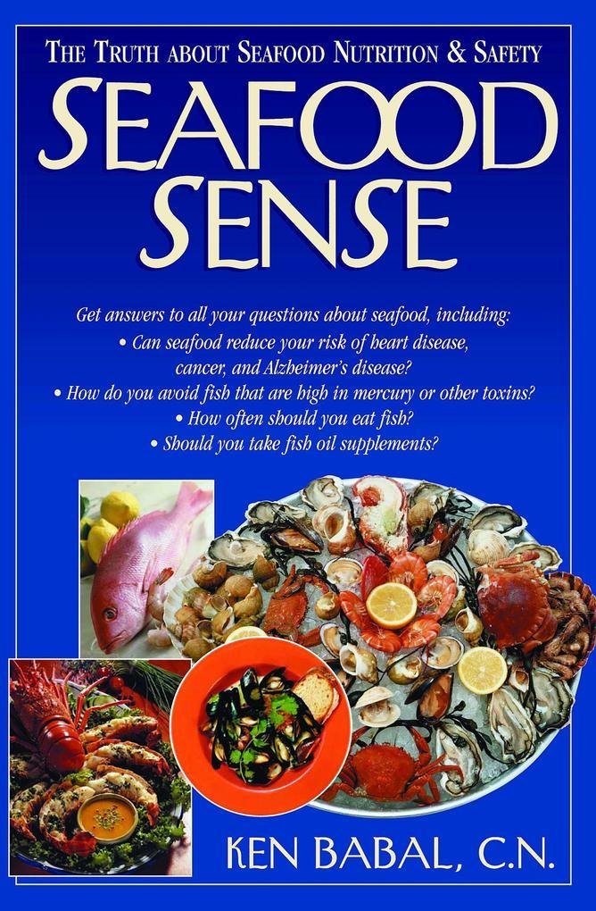 Seafood Sense als Taschenbuch