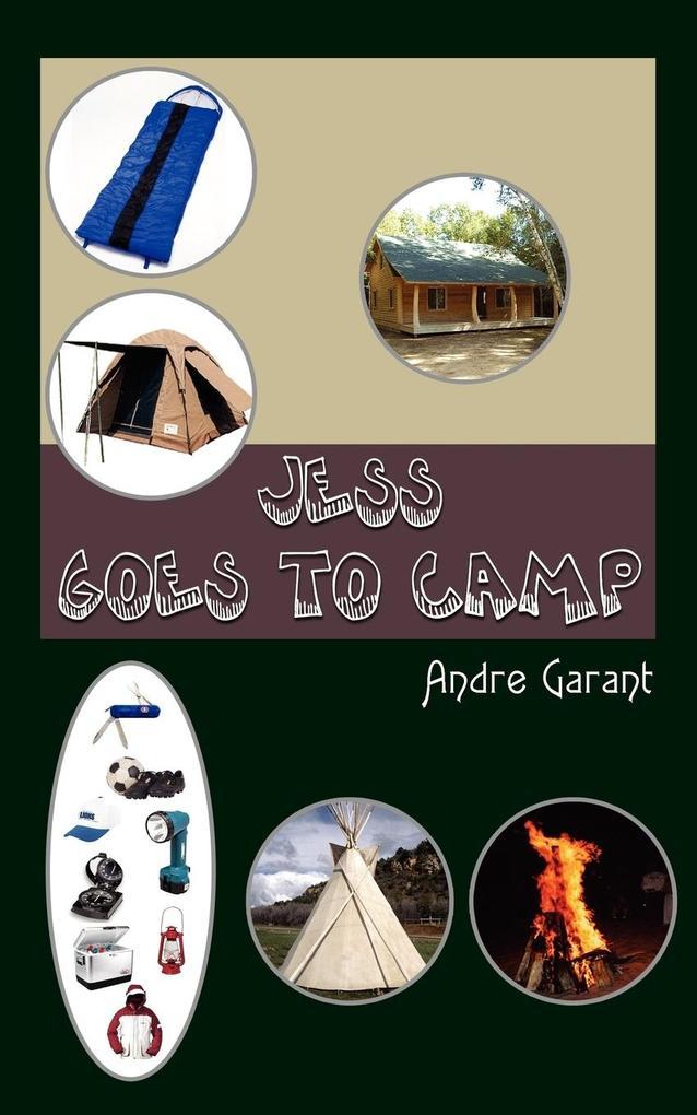 Jess Goes to Camp als Taschenbuch