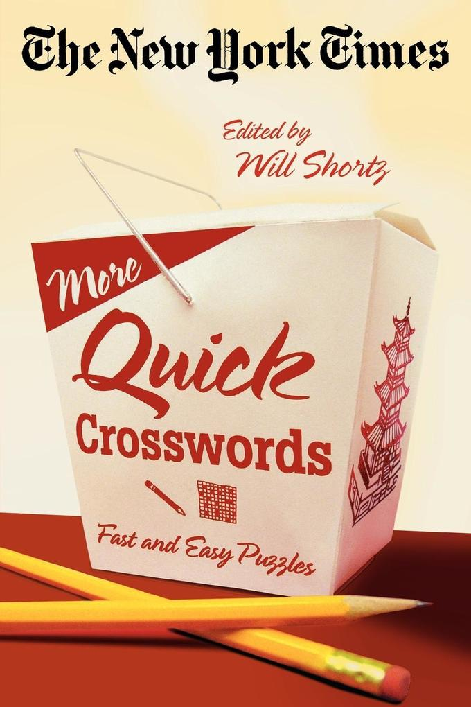 The New York Times More Quick Crosswords als Taschenbuch