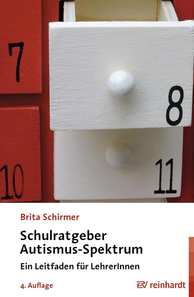 Schulratgeber Autismus-Spektrum als eBook pdf