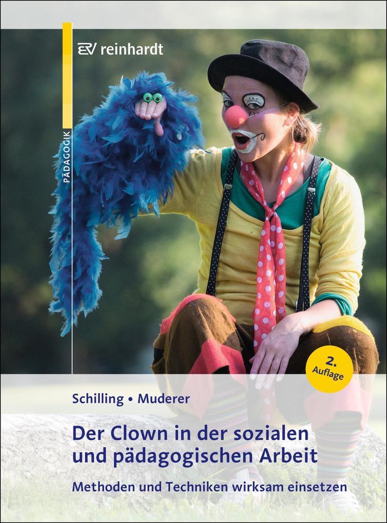 Der Clown in der sozialen und pädagogischen Arbeit als eBook pdf