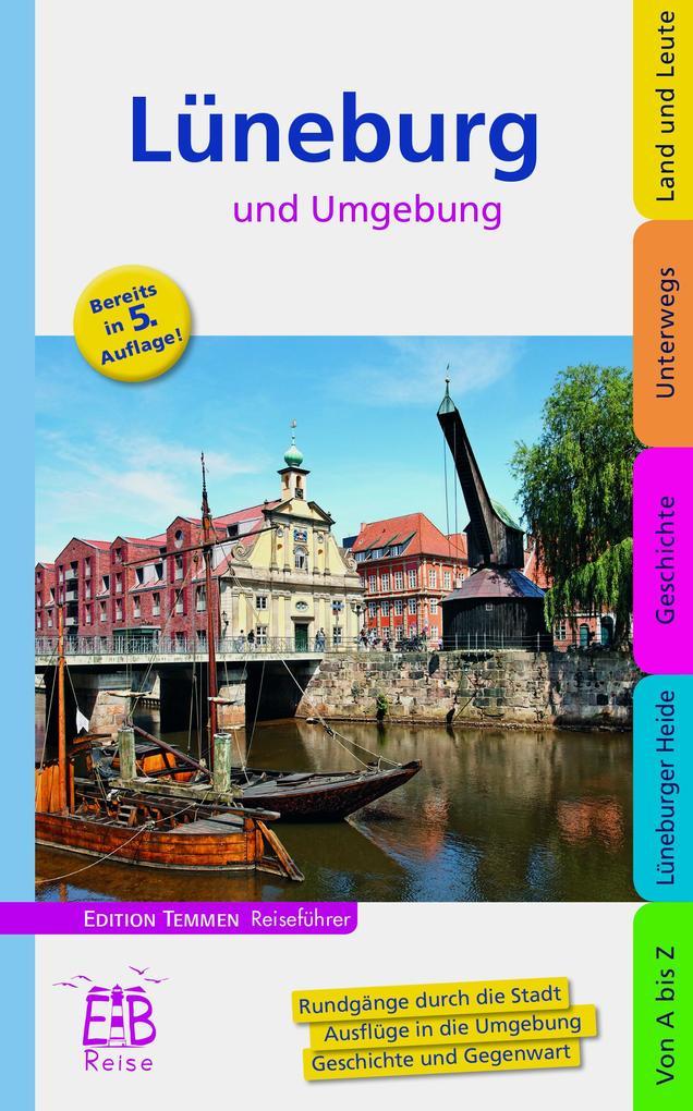 Lüneburg und Umgebung als Buch (kartoniert)