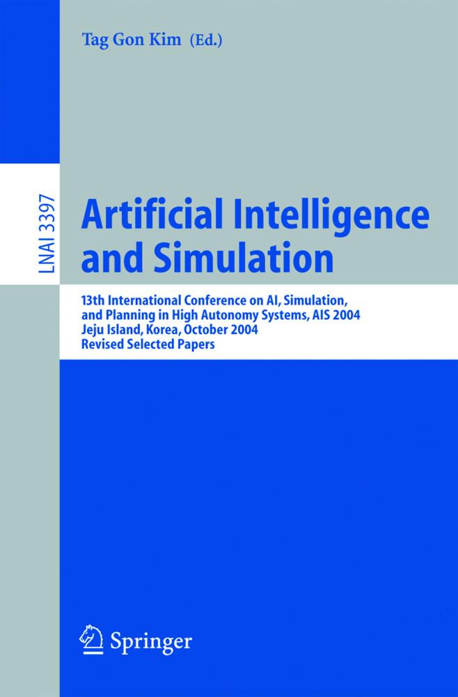 Artificial Intelligence and Simulation als Buch (kartoniert)