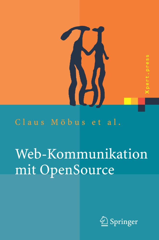 Web-Kommunikation mit OpenSource als Buch (gebunden)