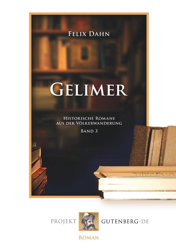 Gelimer als Buch (kartoniert)