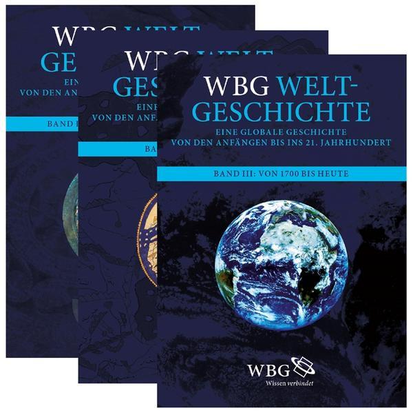 wbg Weltgeschichte als Buch (kartoniert)