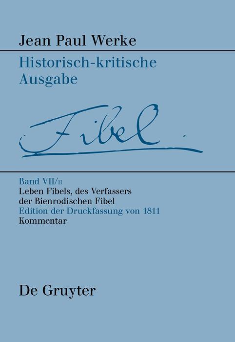 Leben Fibels, des Verfassers der Bienrodischen Fibel, 2 als eBook epub