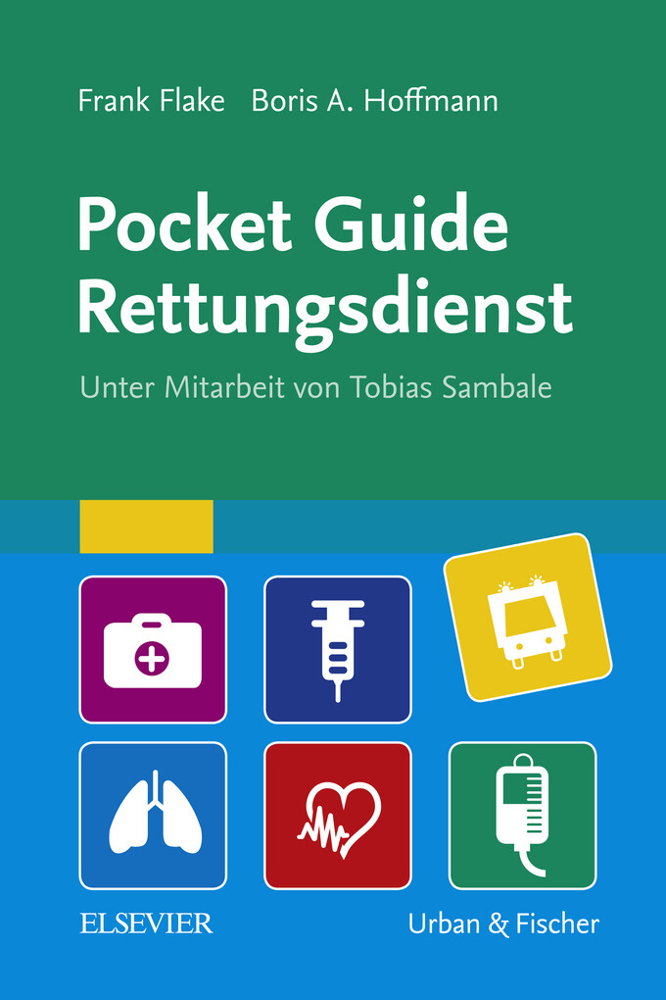 Pocket Guide Rettungsdienst als eBook epub