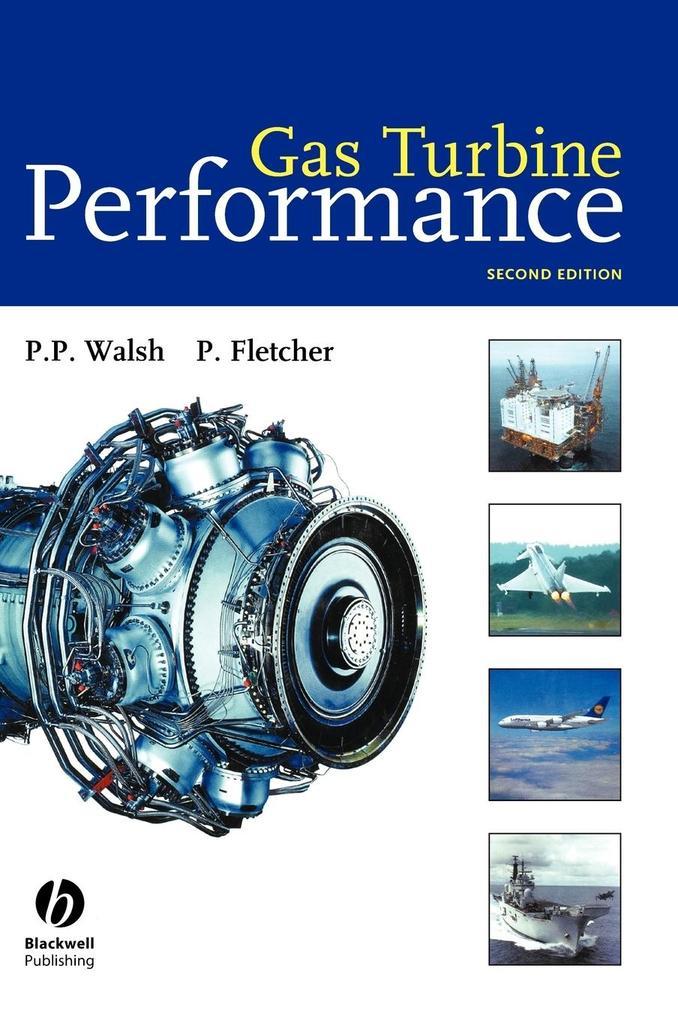 Gas Turbine Performance 2e als Buch (gebunden)