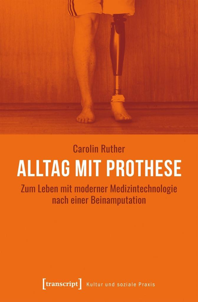 Alltag mit Prothese als Buch (kartoniert)