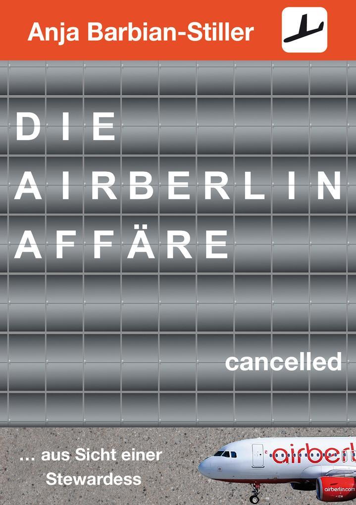 Die Air Berlin Affäre als eBook epub