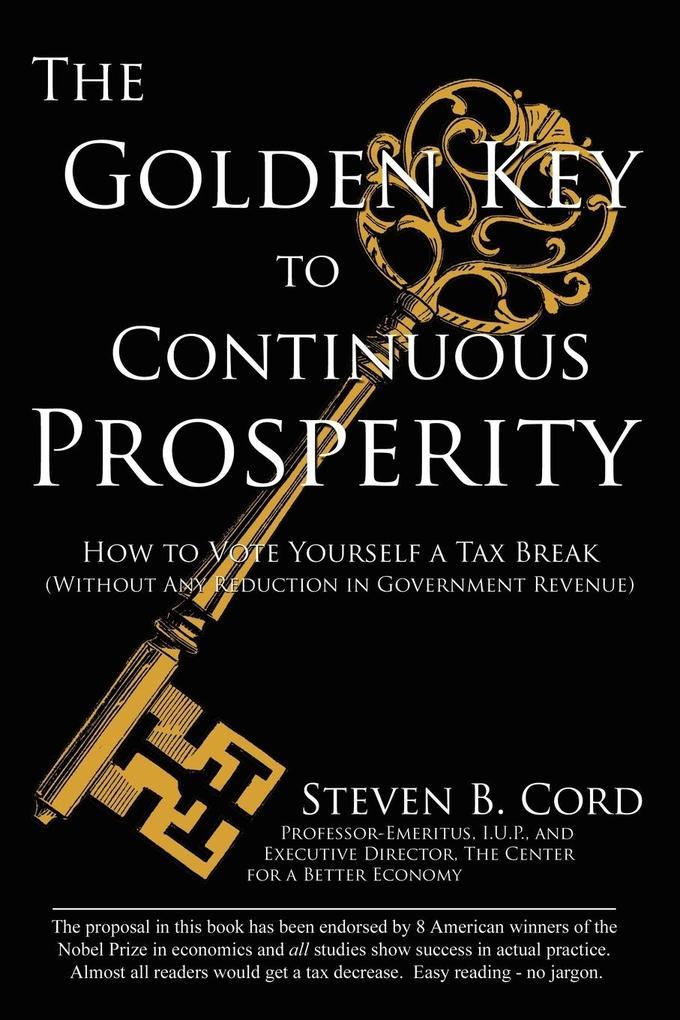 The Golden Key to Continuous Prosperity als Taschenbuch