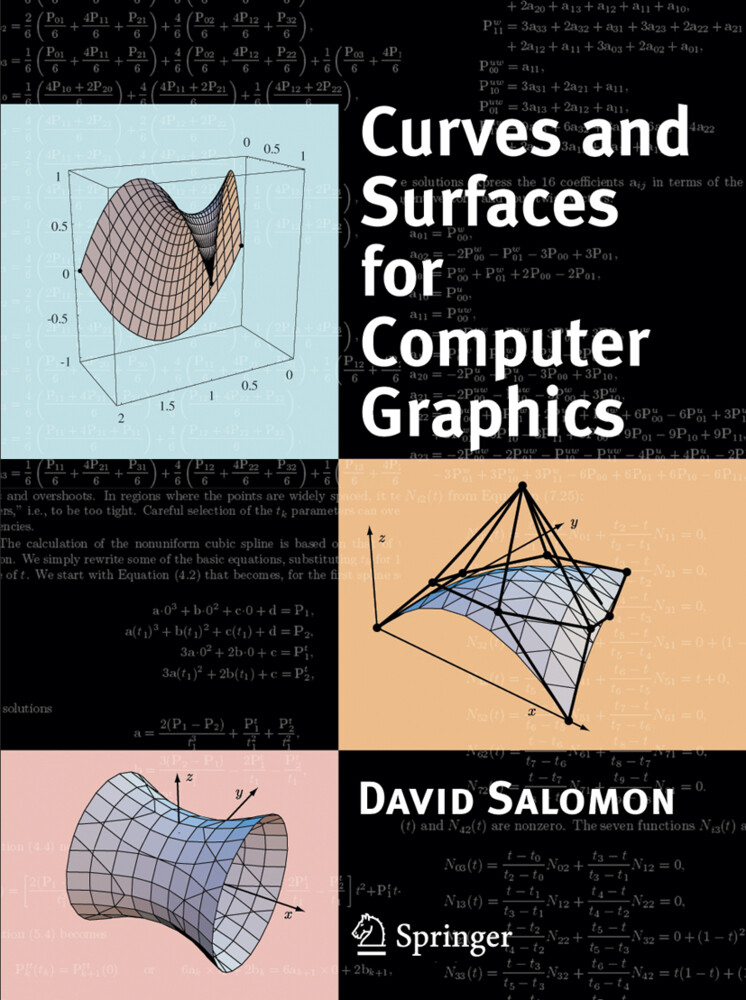 Curves and Surfaces for Computer Graphics als Buch (gebunden)