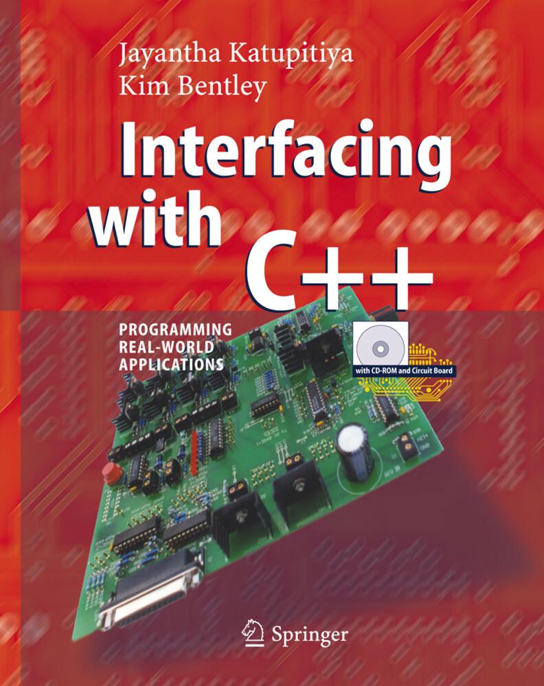 Interfacing with C++ als Buch (gebunden)