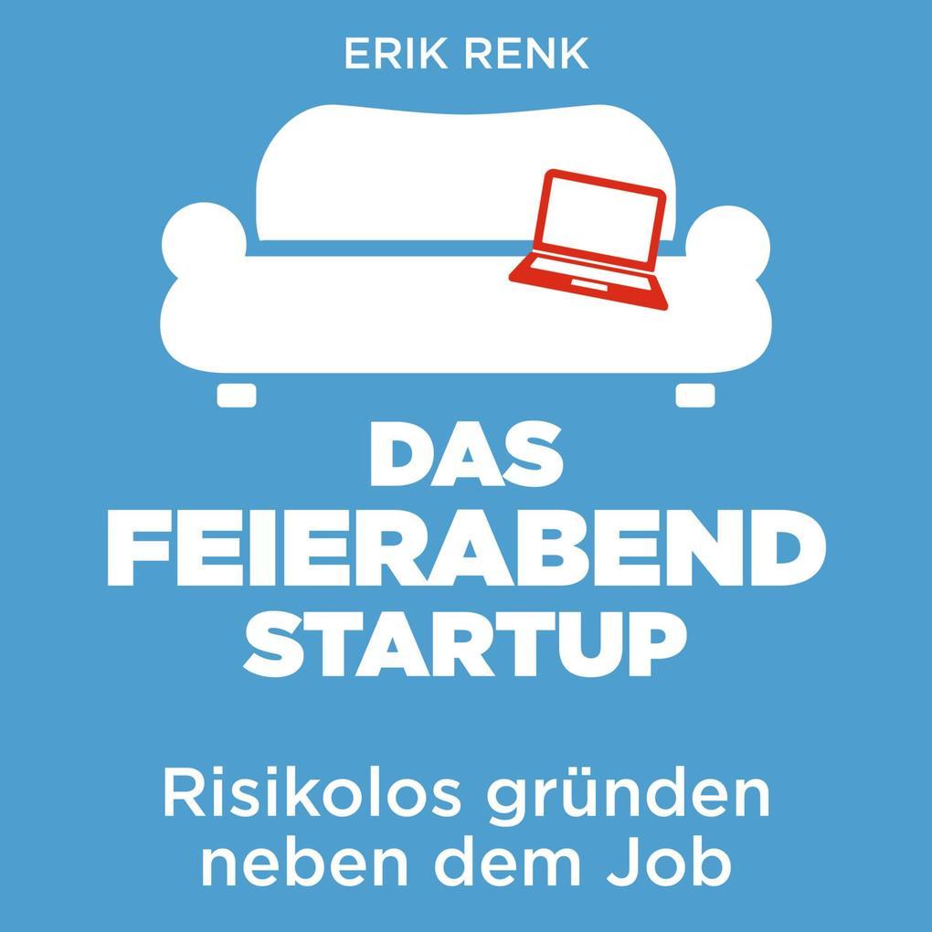 Das Feierabend-Startup als Hörbuch Download
