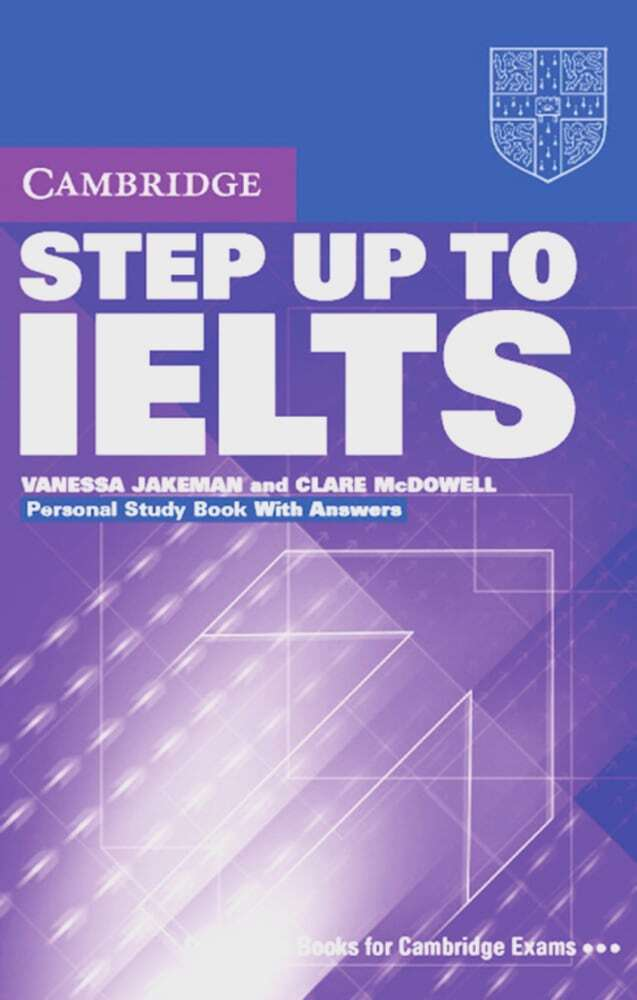 Step Up To IELTS. Personal Study Book with answers als Buch (kartoniert)