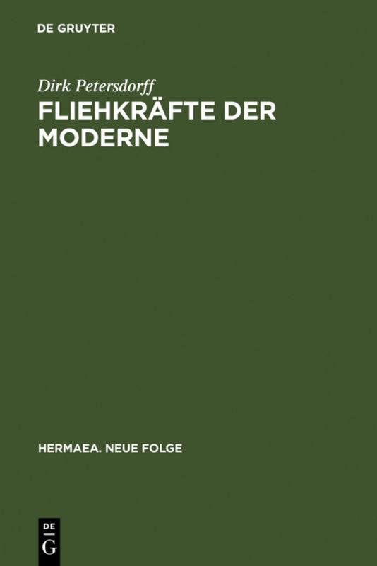 Fliehkräfte der Moderne als Buch