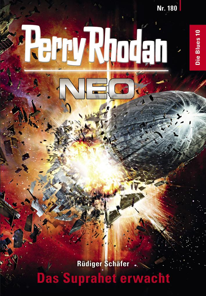 Perry Rhodan Neo 180: Das Suphrahet erwacht als eBook epub