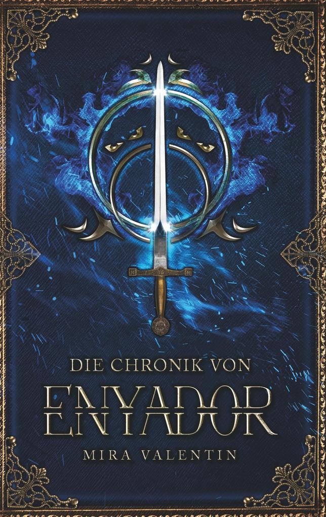 Die Chronik von Enyador als Buch (kartoniert)