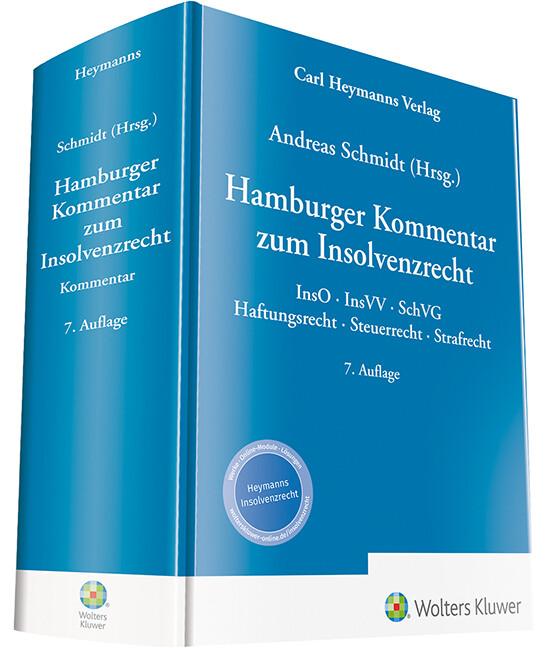 Hamburger Kommentar zum Insolvenzrecht als Buch (gebunden)